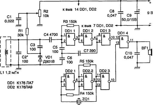 17 сен 2014 электрошокер схема